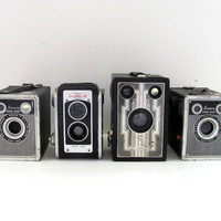 20% OFF SALE...Vintage Ansco Shur Shot Camera