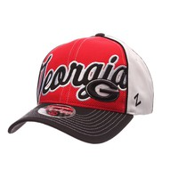 Georgia Bulldogs Hat NCAA Zephyr Uprising Adjustable Cap