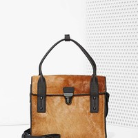 IIIBeCa North Moore Pony Hair Satchel