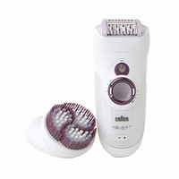 Braun Silk-epil 3 Epilator, Model l 3170, Purple