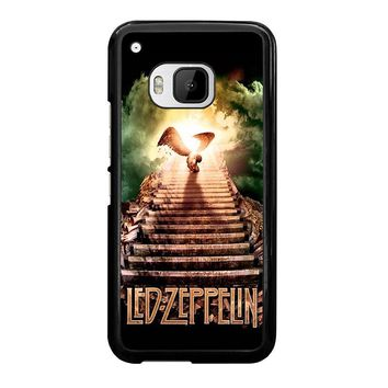 LED ZEPPELIN STAIRWAY TO HEAVEN HTC One M9 Case Cover