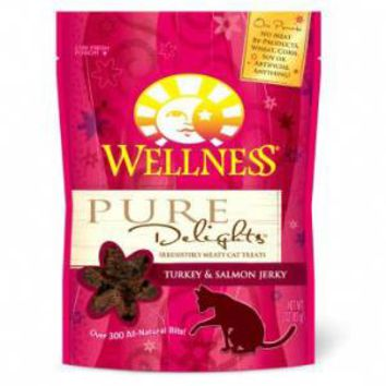 Wellness Pure Delights Turkey Salmon Jerky