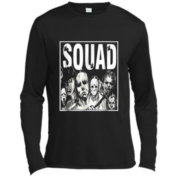 Family Cruise Squad 2018  funny halloween gift Long Sleeve Moisture Absorbing Shirt