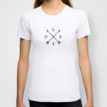 Lost T-shirt by HappyMelvin | Society6