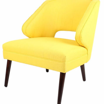 Accent Chairs Yellow Living Room The Best Deals For