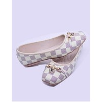White Louis Vuitton LV Shoes Fashion Women  Comfort flat shoes