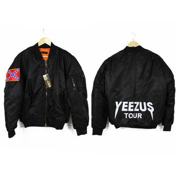 Replica Yeezus MA-1 Tour Jacket