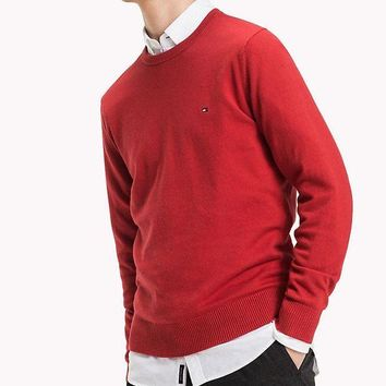 ONETOW Boys & Men Tommy Hilfiger Top Sweater Pullover
