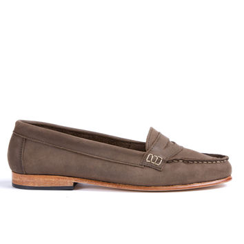 Andrea Loafer Steel
