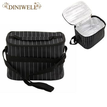 DINIWELL Lancheira Thermo Lunch Bags Cooler Insulated Lunch Bags for Women Kids Thermal Bag Lunch Box Food Tote Handbags