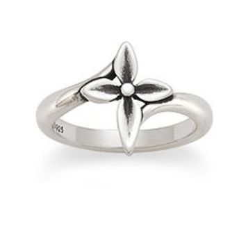 Blossom Cross Ring | James Avery