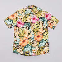 Flatspot - The Quiet Life Mahalo S/S Shirt Multi