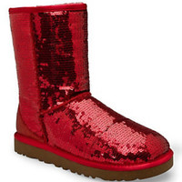 UGG Australia Classic Short Sparkles Boots 					 					 				 			 | Dillard's Mobile