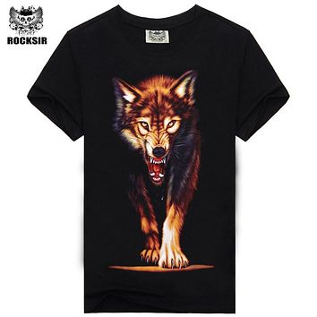 Hot Sale Brand New Fashion Summer Men T-shirt
