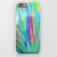 Growth 6 iPhone & iPod Case by Jen Warmuth Art And Design