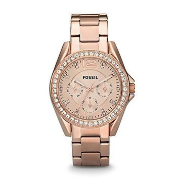 Women's-Fashion-Watches Fossil Riley