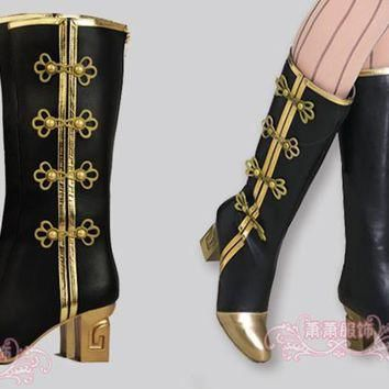 love live cos boots Cosplay Shoes Anime Custom-made