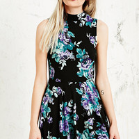 Kimchi Blue Stella Dress in Black - Urban Outfitters