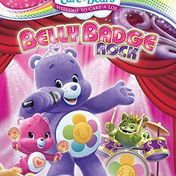 CARE BEARS: BELLY BADGE ROCK [DV