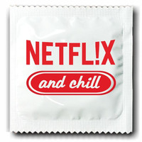 Buy Netflix and Chill Condoms At RipNRoll