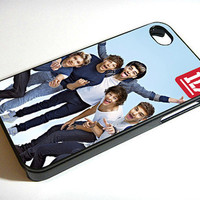 one direction Cool Style  iPhone 4 / iPhone 4S / by CustomCazeShop