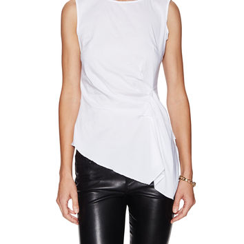 BAILEY 44 Women's Trevi Ruched Top - White -