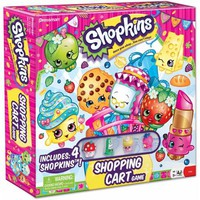 Pressman Toy Shopkins Supermarket Scramble Game - Walmart.com