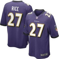 Nike Youth Baltimore Ravens Ray Rice Home Game Jersey - Dick's Sporting Goods