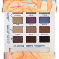 theBalm Balmsai Eyeshadow and Brow Stencil Palette