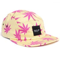 HUF - HUF PLANTLIFE BOX LOGO VOLLEY // MAIZE