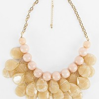BKE Bauble Statement Necklace