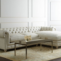 Warner Linen Collection Chair & Sofas