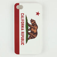 California Bear Iphone 4/4S Case White One Size For Men 20640315001