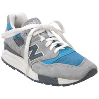New Balance Connoisseur Authors 998 Grey Gray Sneaker