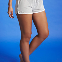 Active Sheer Mesh Shorts
