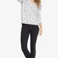 SCUBA SIDE PANEL LEGGING from EXPRESS