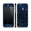 The Bright Starry Sky Skin Set for the Apple iPhone 5s