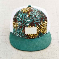 Reason Pineapple Snap-Back Hat