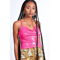Deadstock kLuB SceNe Tank Top - Hot Pink