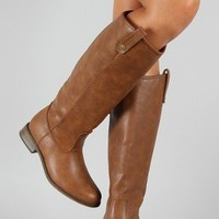 Breckelle Rider-18 Riding Knee High Boot