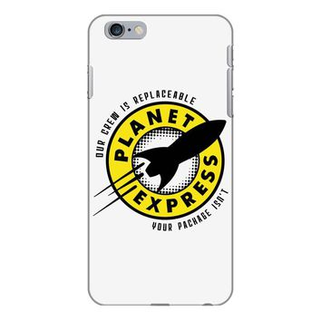 planet express iPhone 6 Plus/6s Plus Case