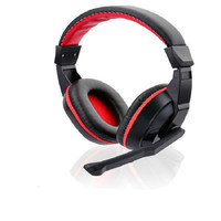 Skype Gaming Game Stereo Headphones Headset Earphone With Microphone For PC Laptop