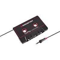 MONSTER 133218 iCarPlay(R) Cassette Adapter 800