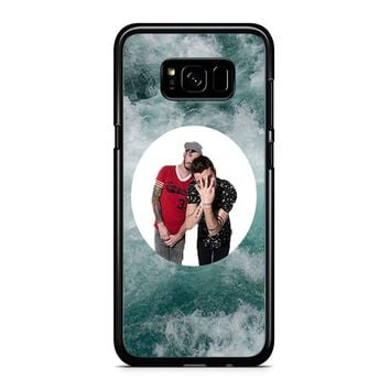 Twenty One Pilots Clique In Space Samsung Galaxy S8 Case