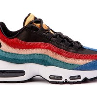 Air Max 95 Multi-Color Pony Hair (W)