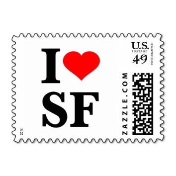 I Heart San Francisco