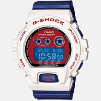 G-Shock Gdx6900cs-7 Watch Red/White/Blue One Size For Men 25356334901