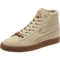 Suede Embossed Mixed Rubber Mid Men's Sneakers, buy it @ www.puma.com