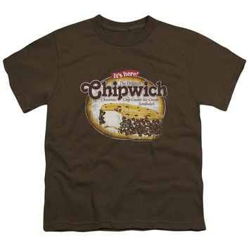 Chipwich - Distressed Chipwich Short Sleeve Youth 18/1
