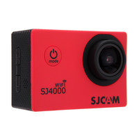 "SJCAM SJ4000 WiFi 1080P Full HD Action Camera Sport DVR 30M Waterproof 1.5"" 170   Wide Angle Lens with Battery & USB Cable  Accessories"
